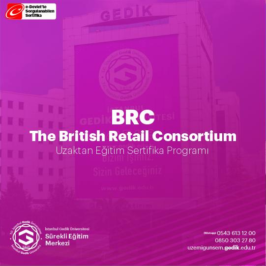 İlk olarak 1998 yılında İngiliz Perkandeciler Birliği (BRC) tarafından BRC Gıda Teknik Standardı olarak yayınlanmıştır. Standard, dünya çapında gıda tedarikçileri tarafından özellikle de İngiltere perakendecilerine ürün sağlayan kuruluşlar tarafından benimsenmektedir.