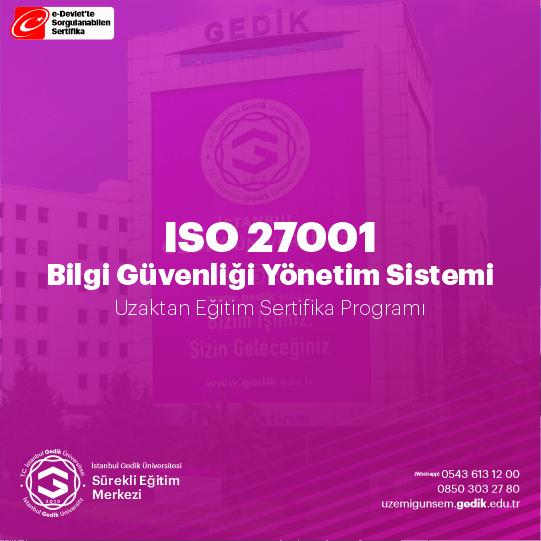 ISO 27001 Bilgi Güvenliği Yönetim Sistemi, bilginin güvenliği konusunda işletmelerin izlemesi gereken yol haritasını ortaya koymaktadır. Bilginin gizliliği kadar ona sadece yetkili kişilerin erişimini doğru şartlar altında sağlamak da yine bu standardın içerisinde yer alan bir diğer konudur.