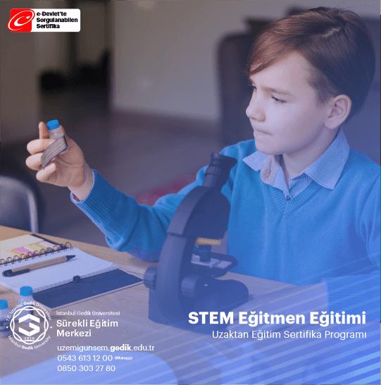 STEM Nedir, Ne Anlama Gelir ?  STEM, Science, Technology, Engineering ve Math'in (Bilim, Teknoloji, Mühendislik ve Matematik) kısaltılması olan bir kelimedir.  STEM eğitim sistemi teknik olarak ülkemizde ilkokul çağından beridir uygulanmaktadır. Ancak 2011 yılından itibaren ABD'den yayılan popüler bir eğitim sistemi olarak ismi STEM olarak devşirilmiş olup, dünya'da birçok okulda (ülkemizde'de aynı isimle eğitim sistemini uygulayan okullar mevcuttur) uygulanmaya başlamış bir eğitim sistemidir.