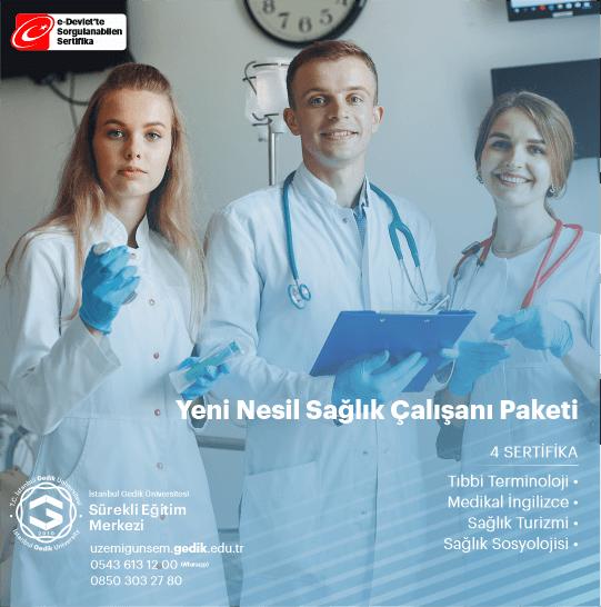 Yeni Nesil Sağlık Çalışanı Eğitim Programı