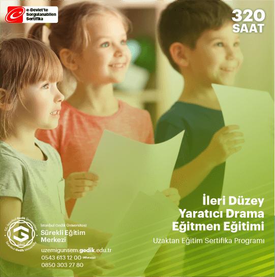 """Bu belge ile resmi ve özel okullarda drama öğretmeni olarak görev alınabilmektedir. Ayrıca Katılımcı Öğretmen/Öğretmen adayları, alacakları bu sertifika programı ile görev yaptıkları/yapacakları okullardaSeçmeli Drama derslerine girebileceklerdir. Okul öncesi, ilkokul, ortaokul veya lise kademesinde en az 8 öğrenci ile çalışmaları halinde """"Drama Egzersiz Kursu"""" açarak haftalık 6 saat olmak üzere aylık 24 saate kadar ek ders kazanmaimkânınasahip olabileceklerdir."""