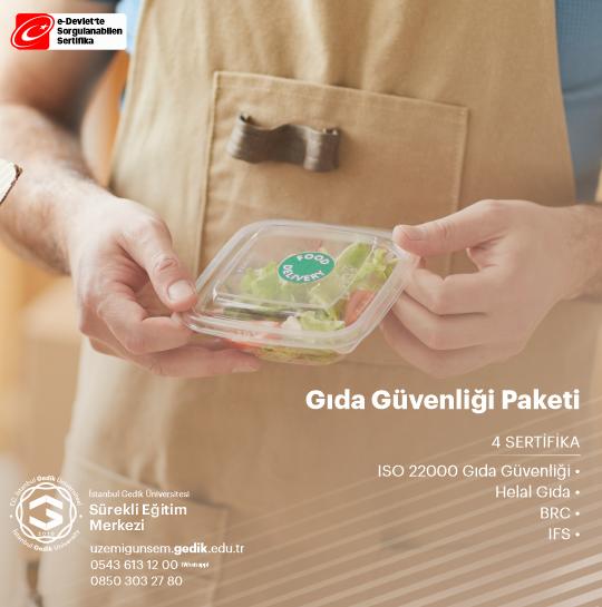 Güvenli gıda için sürekli artan bir müşteri talebi bulunmaktadır. Bu, birçok Gıda Güvenliği Standardlarının geliştirilmesine yol açmıştır. Gıda güvenliği yönetimi için artan sayıda ulusal standartlar karışıklığa neden olmuştur. Sonuç olarak uluslararası bir uyumluluğa ihtiyaç vardır ve ISO 22000:2018 ile bu ihtiyacı karşılamayı hedeflemektedir.